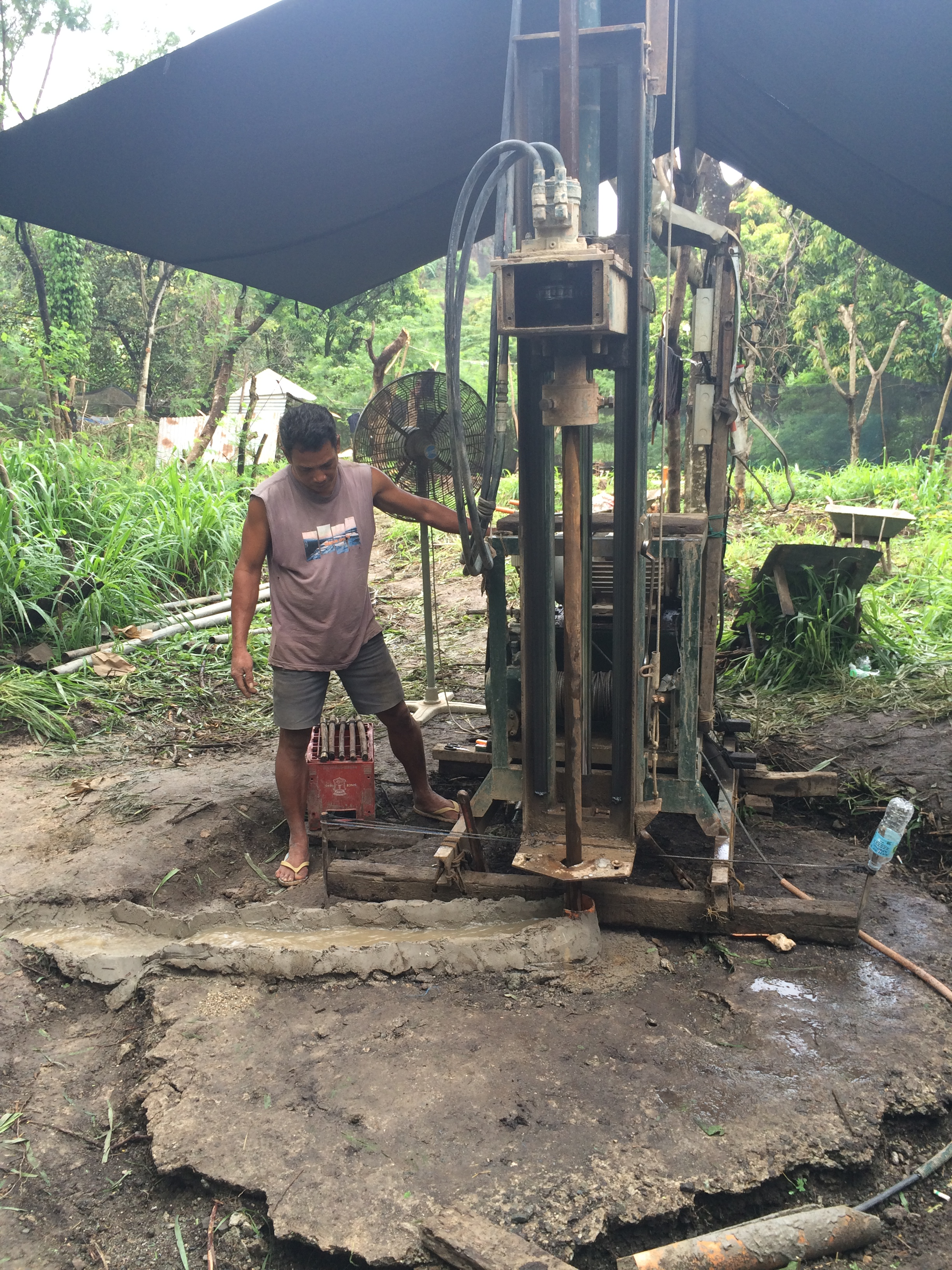 Drilling Concrete