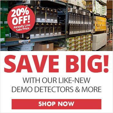 20% Off Demo Sale
