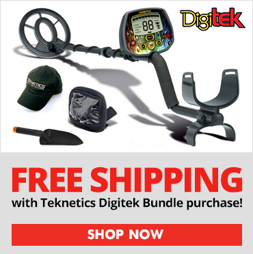 Digitek Metal Detector Offer