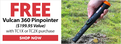 Free Vulcan Pinpointer Offer
