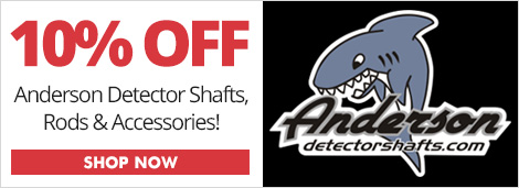 10% Off Anderson Shafts