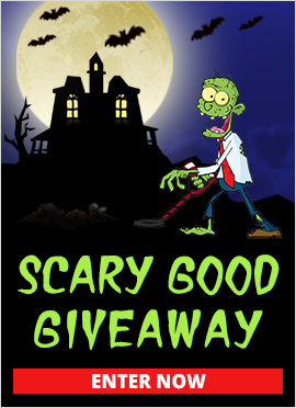 Scary Good Giveaway