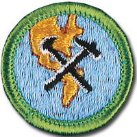 Geology Badge