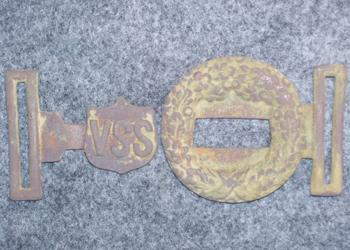 Found with Minelab Safari Metal Detector